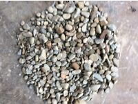 10-30 mm riverbed garden and driveway chips