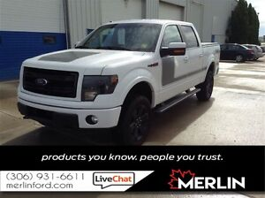 2013 Ford F-150 FX4 APPEARANCE PCKG