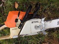 Stihl st410 disc cutter