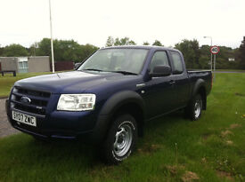 **2007 Ford Ranger Super King Cab 4x4 ONLY 46k MILES, Outstanding Condition**