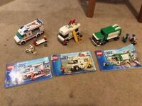 Lego vehicle job lot