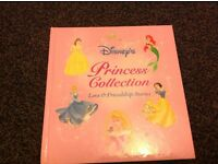 Disney's Princess Collection, Love & Friendship Stories EXCELLENT CONDITION