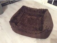 Medium dog bed spaniel size
