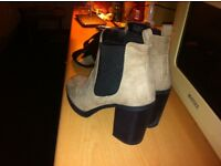 Winter boots & sumer sandles 5 and 6