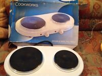 Cookworks double boiling ring