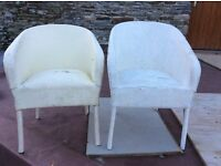 llyod look chairs x 2