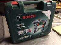 Bosch power drill with hammer. Used but great Condition. Selling due to upgrade