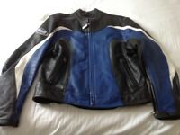 Buell Leather Motorcycle Jacket
