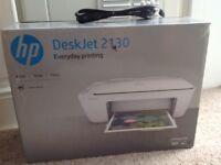 Hewlett Packard All in One Deskjet 2130 Printer