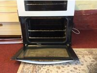 New world double gas oven