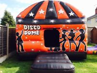 Disco domes and slide hire from £60