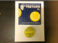 Treton High Pressure Tennis Baalls