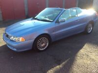 Volvo C70 Convertible, 2.0 Turbo, Quick Sale Required