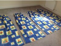 Bedroom curtains - baby or toddlers room - immaculate -£20 ONO