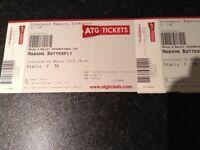 Madam butterfly- Liverpool Empire Theatre