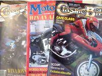 Classic Bike & Motor Cycle Magazines