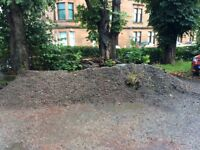 Free!!! Large bulk of drainage stones / aggregated