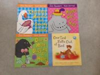 4 New Julia Donaldson Books