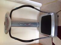 power plate vibration plate for losing weight