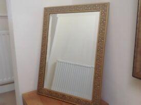 Gilt Edge Mirror