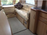 Coachman Pastiche 2007 2 berth caravan with mover.
