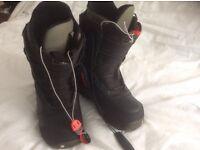 Burton Ruler snowboard boots UK 9