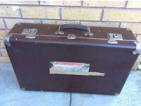Vintage 1950/60 suitcase