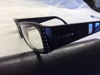 Prada Designer frames.