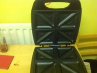 Large mirror 4slice sandwich maker kodak printer not wi-fi all working £50 the lot pick up only