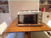 morphy richards counter top oven/hob