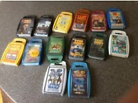 Top Trumps card games