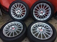 "17"" Jaguar Alloys"