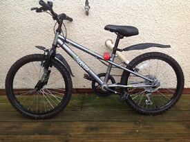 "Boy's bike 20"" Apollo Spektor"