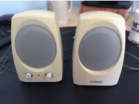 Creative Lab Stereo Speakers