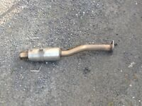 Honda Civic type R ep3 m2 motorsport back box spoon n1 rep