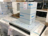 Beko 60cm stainless steel cooker hood new 12 mths gtee
