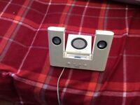 Logic 3 iPod speakers