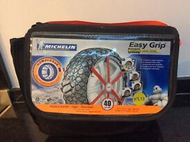 Michelin Composite Snow Chains - Never Used