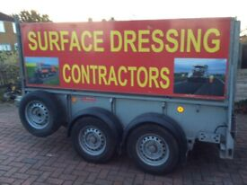 Ifor Williams GD 85 trailer