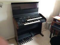 Technics SX-EX15 Electronic Organ