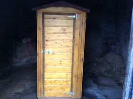 SMALL GARDEN SHED 5ft x 3ft