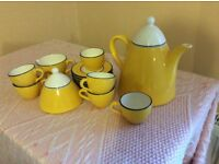 Tea/Coffee set.