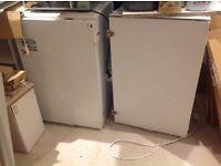 Neff fridge and freezer intergrated