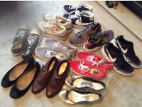 Ladies Size 6 trainers and shoes in good condition