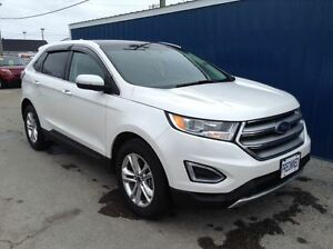 2015 Ford Edge SEL - AWD Local 1 Owner Trade! Loaded!