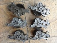 6 DUCATI EARLY MONSTER 900SS 750SS 916? OIL PUMPS
