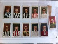 Ogdens Cigarette Cards Football Club Colours Original 1906