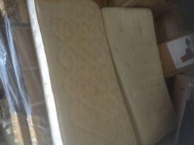 Single mattress,£30.00