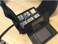 Nintendo Ds with six games