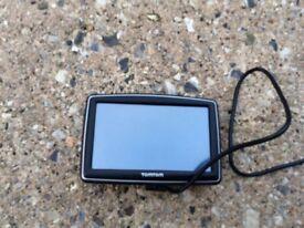 Tom Tom navigation system uk and Europe